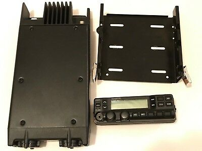 Kenwood Tk-690h Vhf-fm Transceiver Radio With Head Mounting Bracket