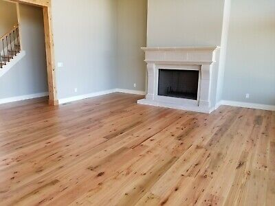 """SAMPLE PIECE Solid Reclaimed Unfinished WHITE OAK 3/4"""" Thick Hardwood Flooring  for sale  Scappoose"""