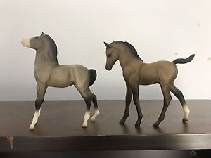 2 x Breyer Classic foals. Being sold as a pair Murray Bridge Murray Bridge Area Preview