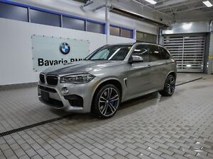 2016 BMW X5 M with low KMs
