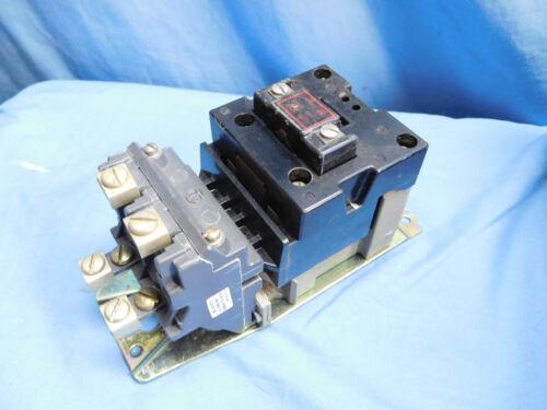 Allen Bradley 702-B0D91 Series K Size 1 Contactor