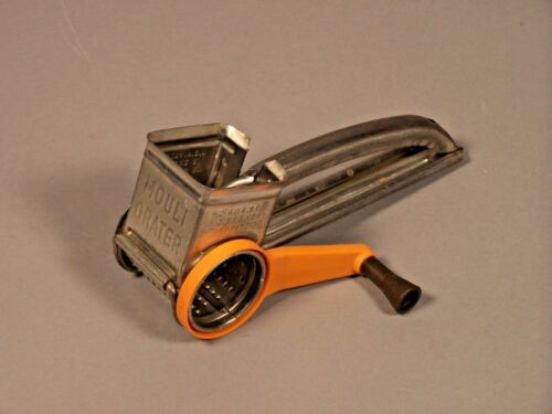 Vintage Rotary Crank Grater