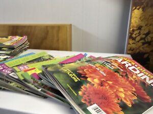 50  revues plantes et jardins