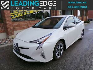 2017 Toyota Prius Touring Navigation, Leather