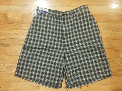 Vintage Boys Polo Ralph Lauren Willis Shorts * Size 18 * French Navy * NWT