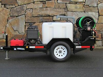 Jetters Northwest Eagle 200 3012 Demo Unit Hydro Jetter 12gpm 3000psi Sewer Jet