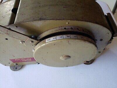Gummed Tape Dispenser Better Pack Old Style Works Machine Wet Tape Style 333