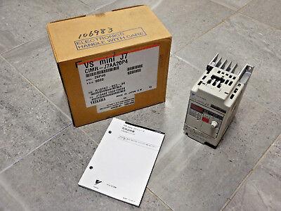 Yaskawa Inverter Vs Mini J7cimr-j7aa20p4 Plc Ac 3phase Drive New