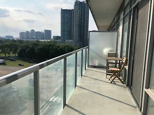 Gorgeous 1 bedroom plus den condo for rent