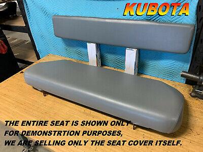 Kubota Rtv 1140 New Seat Cover Rtv1140 Utv Crew Rear Seat Cover J12