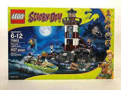 LEGO Scooby Doo 75903 Haunted Lighthouse - NEW - SEALED - RETIRED
