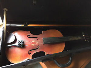 Old Czech Violin