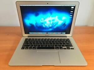 "i7 2016 MacBook Air 13"" 8GB Memory (battery 136 recharge cycles)"
