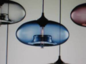 jeremy pyles aurora pendant light blue Walkerville Walkerville Area Preview