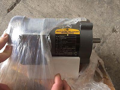 Baldor Reliance Motorcat. No. Vm3542 Spec. 34a63-883 Hp 0.75 Volts 208-2304