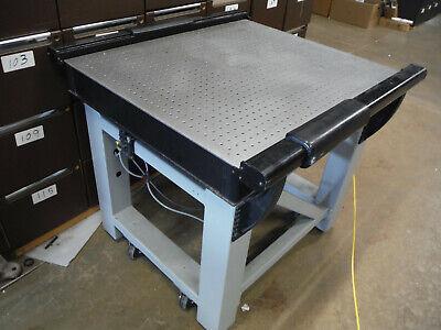 Newport Optical Breadboard Isolation Table Lab Bench 36 X 30