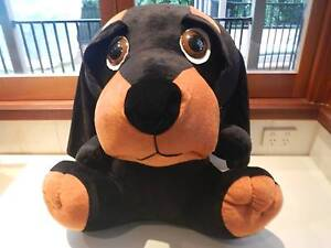 STUFFED DOG TOY  BIG DOGGIE LOOKING FOR A FUREVER HOME .. WOOF Panorama Mitcham Area Preview