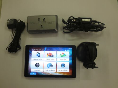 """RAND MCNALLY  OVERDRYVE 8 PRO 8"""" TABLET TRUCK GPS RECEIVER"""