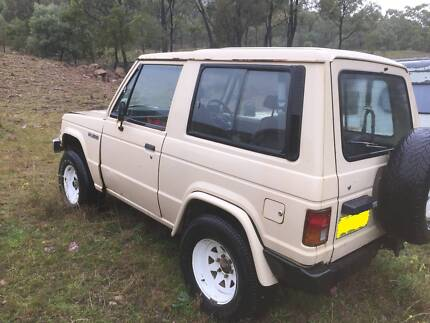 1983 NA Mitsubishi Pajero WRECKING Muswellbrook Muswellbrook Area Preview
