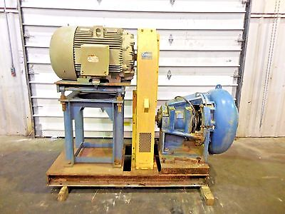Rx-3618 Metso Mm250 Fhc-d 10 X 8 Slurry Pump W 100hp Motor And Frame