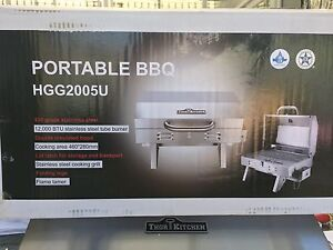 BBQ GAS - STAINLESS STEEL Campsie Canterbury Area Preview