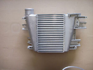 Intercooler-Nissan-Patrol-GU-ZD30-3-0ltr-Direct-Replacement-Hi-Flow-Bar-Plate