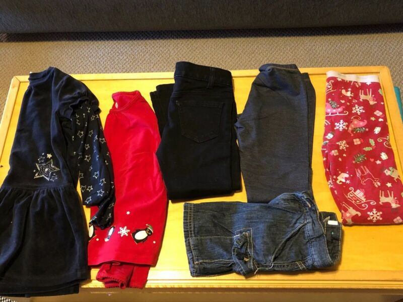 Girls Clothing Lot- Size 6, 6x Shirts Pants Skirts Dresses- Children's Place