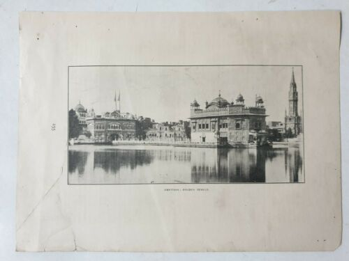 India Vintage 40