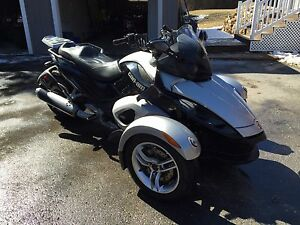 Can Am Spyder GS 990