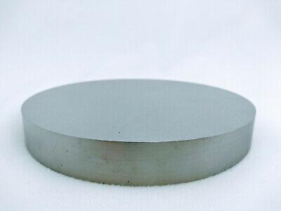 Pure Molybdenum Rod 4.75 Diameter X 0.635 Length Disc