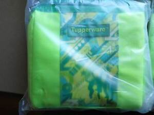 BRAND NEW Tupperware Fuel Pack Lunch Bags - BRAND NEW IN ORIGINA East Brisbane Brisbane South East Preview