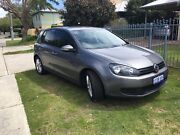 2012 VW Golf 118TSI Comfortline  Bayswater Bayswater Area Preview