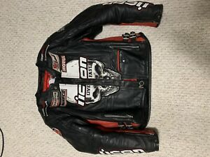 Icon Death or Glory leather jacket