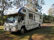 SUNLINER Monte Carlo Motorhome 2007 Canina Gympie Area Preview