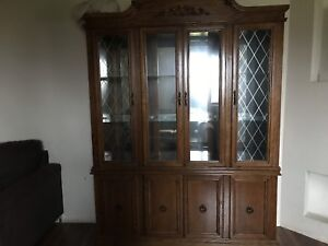 China cabinet  ($500 or best offer)