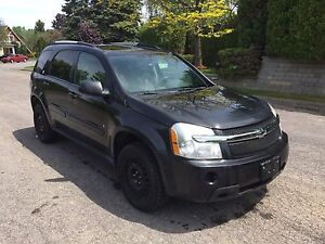 Chevrolet equinox awd 2008