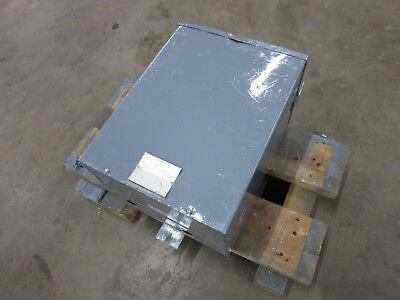 Westinghouse 10 Kva 600 - 120240 V S60g11s10n 1ph 3r Dry Type Transformer 600v