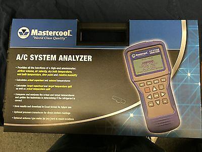 Mastercool Ac System Analyzer 52270