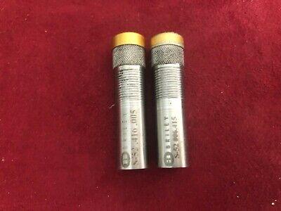 Briley Spectrum Extended Chokes S-52 410 Gauge Skeet, Skeet