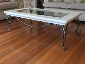 Glass Coffee Table Coffee Tables Gumtree Australia Free