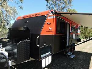 Wonderland XTR Off-Road Family Caravan East Rockingham Rockingham Area Preview