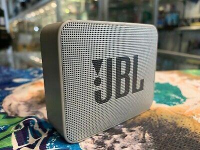 JBL GO 2 (GO2J)  PORTABLE BLUETOOTH SPEAKER IN SILVER - AU STOCK !