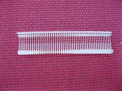 5000  12 Inch Regular Clear Price Tag Tagging Barbs Fasteners