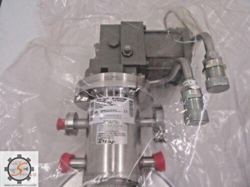 8107813g001 / Cryo-torr 8f Cryopump / Cti Cryogenics