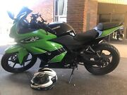 Kawasaki Ninja 250 excellent condition for sale  Clayton Monash Area Preview