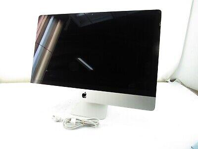 "Apple iMac 14,2 2013 A1419 27"" Core i7-4771 @ 3.50GHz 16GB RAM 1TB HDD #31814"