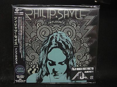 PHILIP SAYCE Influence + 1 JAPAN CD Melissa Etheridge Jeff Healey Jimmy Barnes