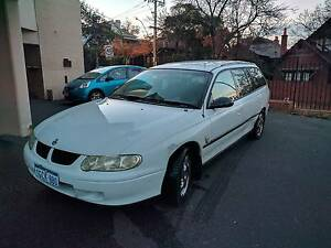 2002 Holden Commodore VX Stationwagon / WA plates / camping stuff South Yarra Stonnington Area Preview