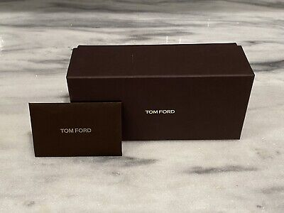 Tom Ford Optical Sunglasses Brown Authentic Gift Box Empty BOX ONLY No (Sunglasses Gift Box)
