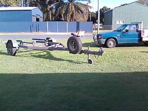 Boat Trailer suit 5m Tinnie Walkerston Mackay City Preview